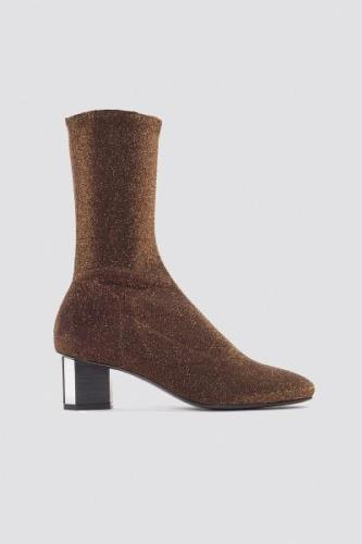 By Malene Birger Santanas Boots - Copper