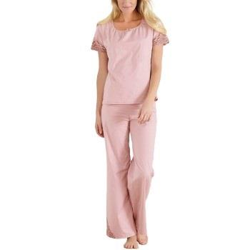 Swegmark Dream Fairtrade Pyjama Rosa bomull Small Dame