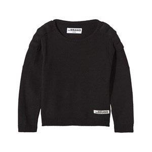 The BRAND Uni MC Knit Sweater Black 80/86 cm