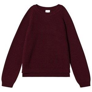 Boob Nina Knit Sweater Plum S/M