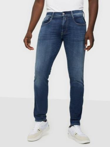 Replay Anbass Jeans Dark Blue