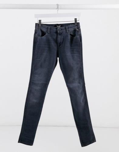Replay New Luz Jeans in Dark Blue