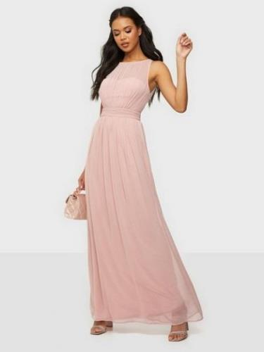 NLY Eve Forever Yours Gown Dusty Pink